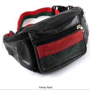 Other - Rhinestone Fanny Pack!!!! 2019 New Arrival!!!